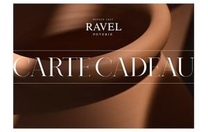 Carte Cadeau Noël Ravel